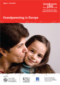 Grandparenting in Europe - Report Cover